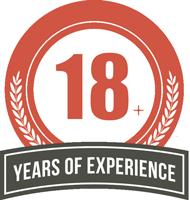 18YearsExperience