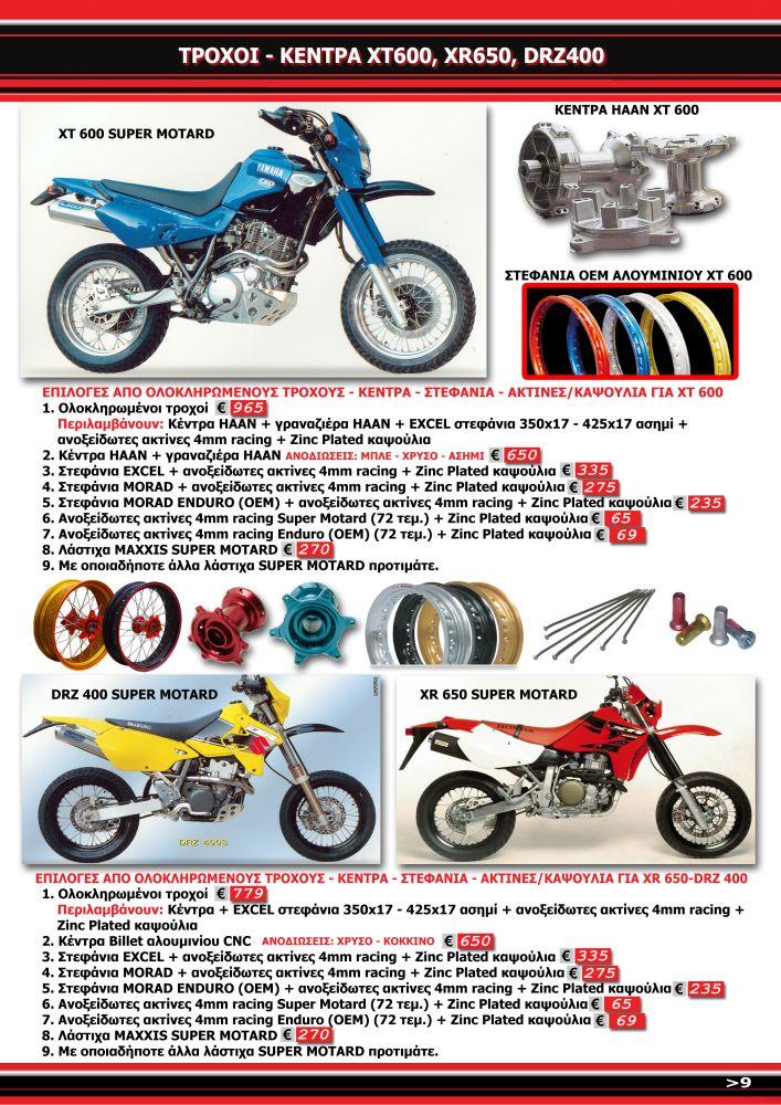 9 XT 600-660 TROXOS
